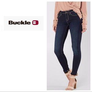 Buckle Black Fit No. 53 Skinny Jeans
